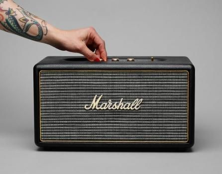 MARSHALL - Stanmore Black (UK Only)