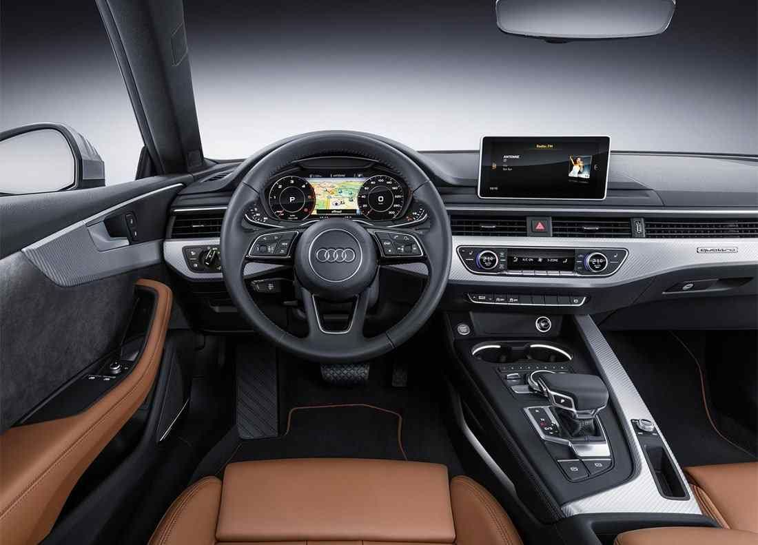 The New 2018 2019 Audi A5 2 Generation Coupe Audi A5 Coupe Audi A5 A5 Coupe
