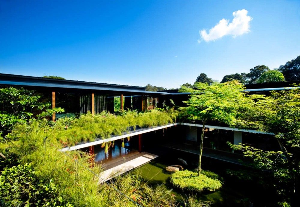 Green Roof Detail Google Search Gableroofing Green Roof Roof Architecture Roof Detail
