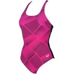 Photo of Arena women's bodylift swimsuit Ada C-Cup, size 46 in pink ArenaArena