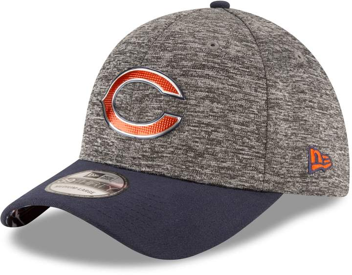 Adult New Era Chicago Bears 2016 NFL Draft 39THIRTY Flex-Fit Cap ... cf9e8abb95b