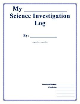 Science Research and Lab Log | Labs