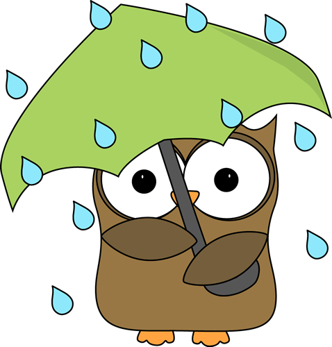 pin by brenda mccormick on planner pinterest owl rain and graphics rh pinterest com clip art rain showers clipart rainbows