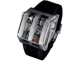 el reloj trapezium de cabestan es una cumbre en el diseo de relojes pulsera