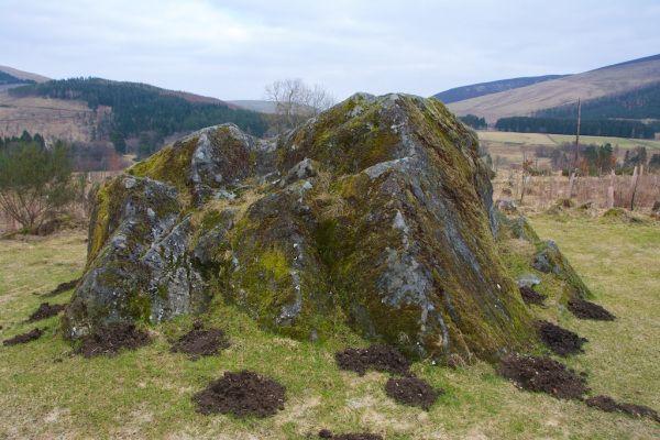 Clan MacThomas and the Clach na Coileach
