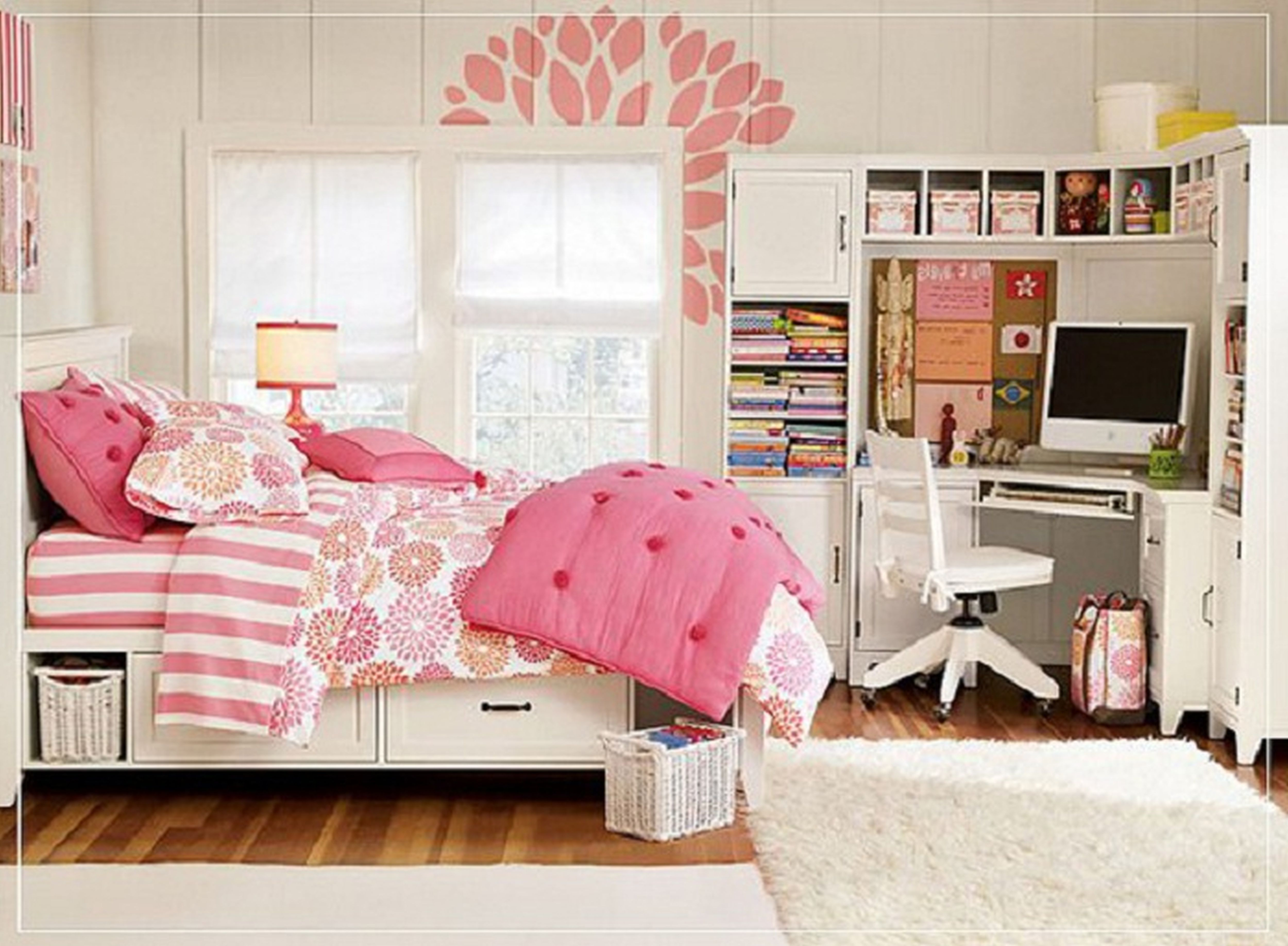 Cute Bedroom Designs For Small Rooms Impressive Cute Bedroom Ideas For Small Rooms  Small Bedroom  Pinterest Inspiration