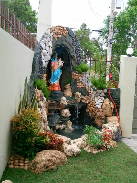 grotto ideas philippines google search urban gardening