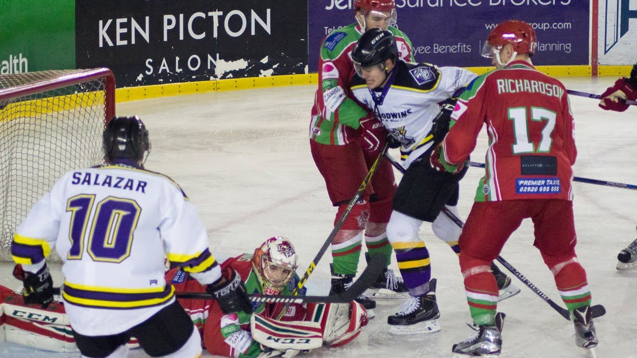 Cardiff Devils V Manchester Storm Highlights & Interview