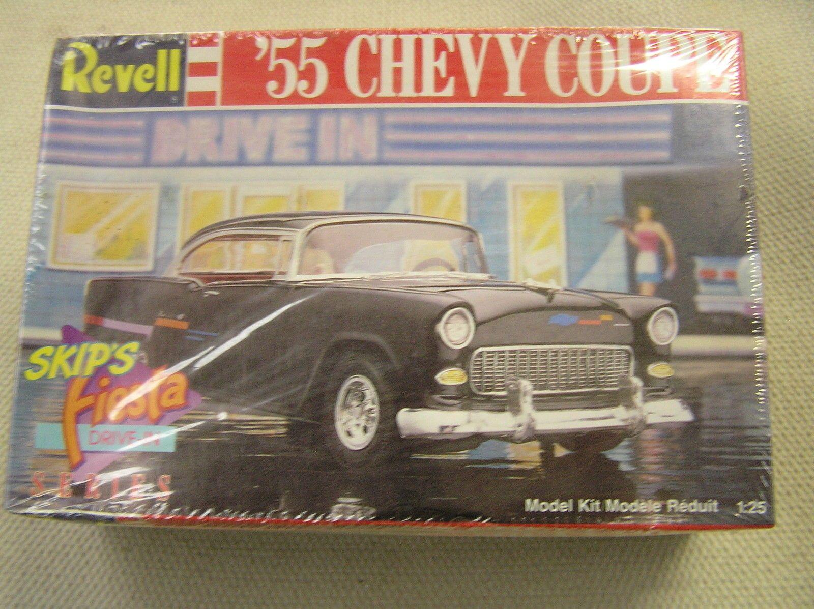 http://www.ebay.com.au/itm/Revell-vintage-model-kit-55-Chevy-Coupe ...