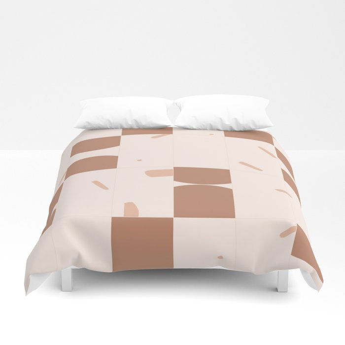 Buy Earthy Tiles 02 Duvetcovers By Designdn Worldwide Shipping