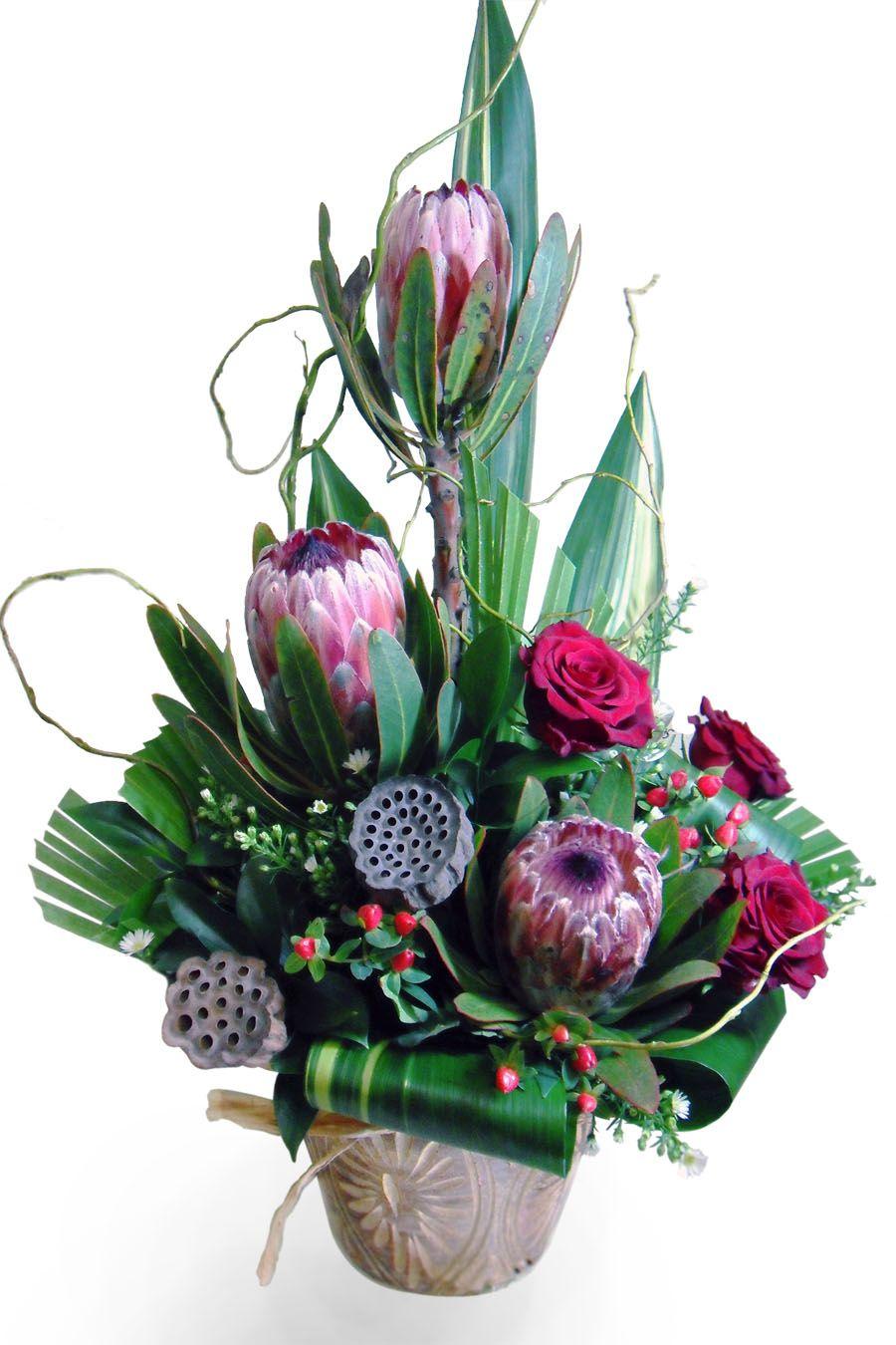 Burges Florist - Flower arrangements - westville, SA
