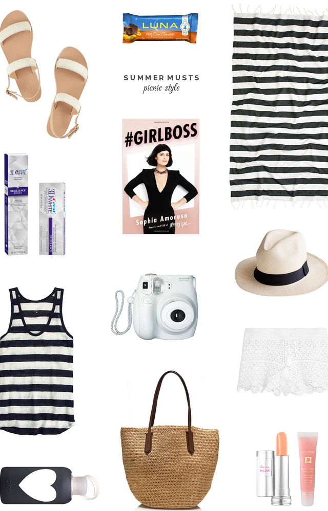 Summer Musts | Picnic Style