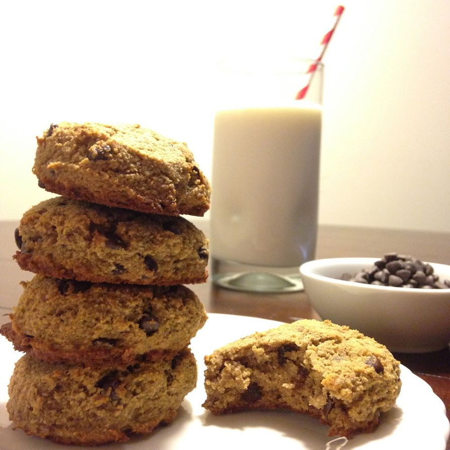 Classic chocolate chip cookies - THE FIT BALD MAN   Health ...