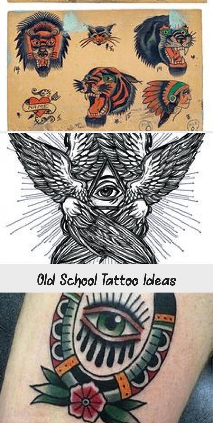 Photo of Best Old School Tattoo Ideas. We have a photo gallery featuring cool and meaning…
