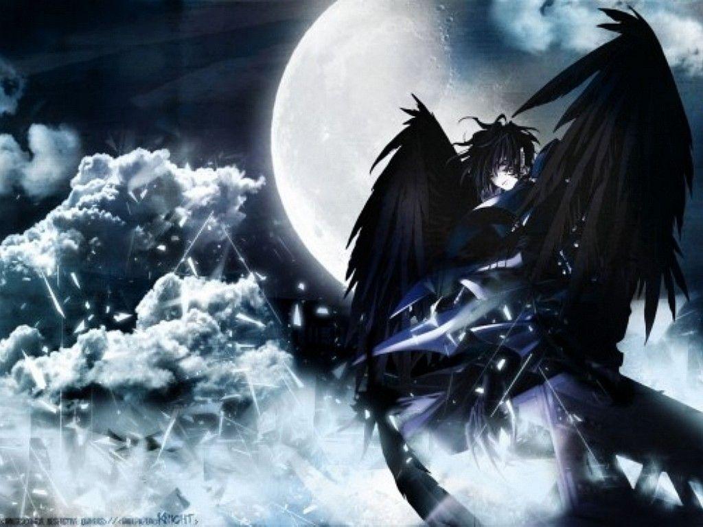 Dark angel when new moon anime hd wallpaper picture image - Wallpaper dark anime ...