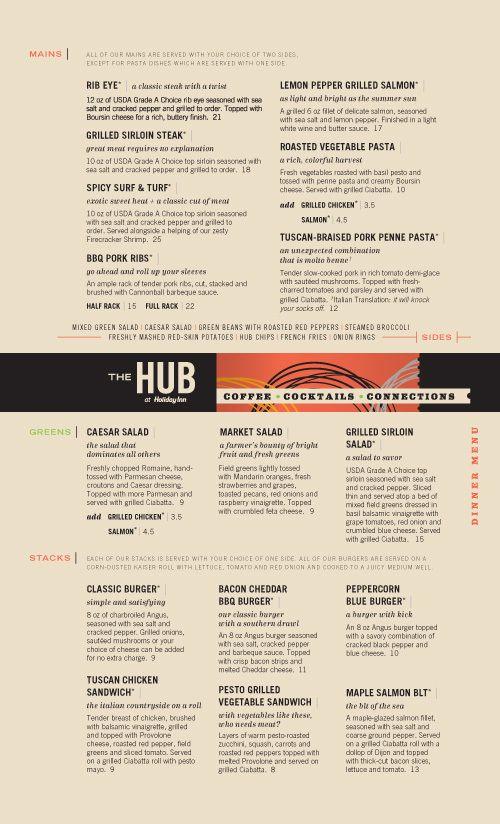 Print Packaging Art Of The Menu The Hub Designspiration Restaurant Menu Design Menu Design Menu Restaurant
