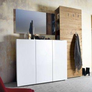 Garderobenpaneel Flur Mobel Garderoben Set Und Garderobenmobel