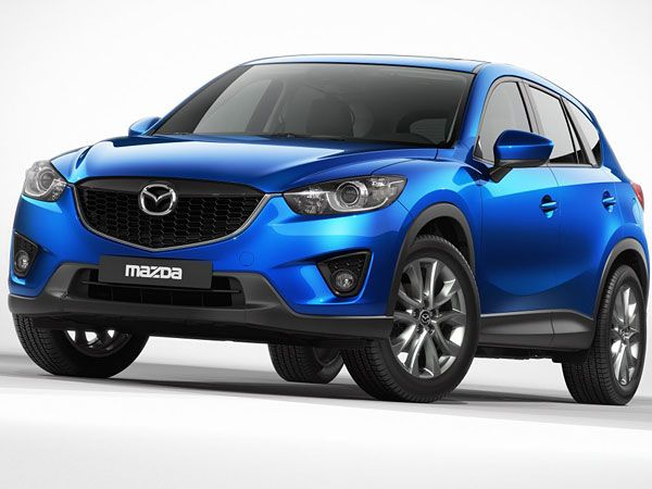 Mazda CX-5 not as bad as it could be...