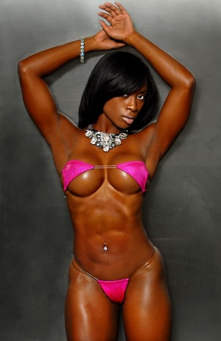 sexy black woman with great bodies