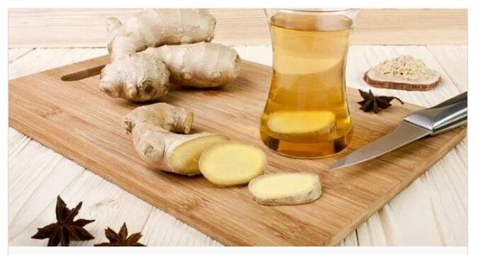 من أهم فوائد الجنزيبل مفيد في علاج سرطان المبيض يعتبر الجنزبيل سلاح فعال في علاج حالات سرطان Health Benefits Of Ginger Ginger Benefits Ginger Tea Recipe