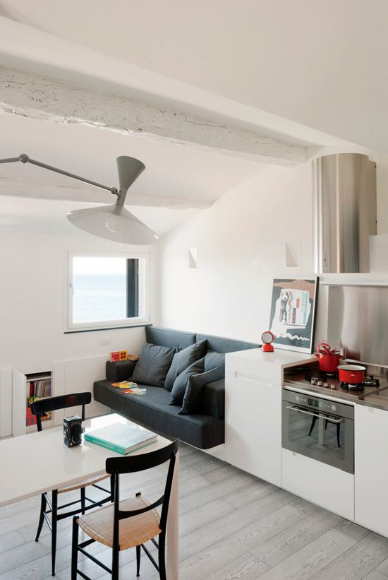 Minimal Living | Small apartments grand ideas | Pinterest ...