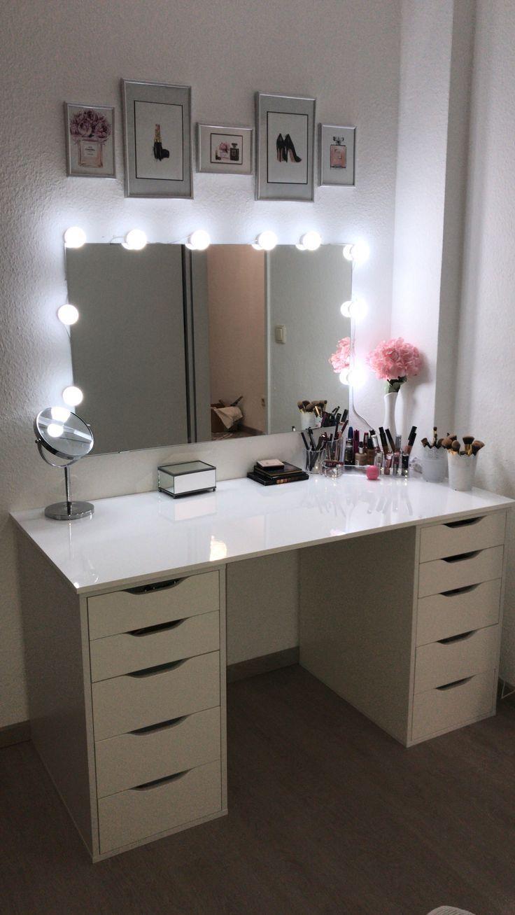 schminktisch schmink ecke ecke schmink schminktisch. Black Bedroom Furniture Sets. Home Design Ideas