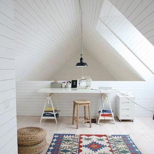 interieur-ideeen-zolder4.jpg | Inspiratie zolder woonkamer schuin ...