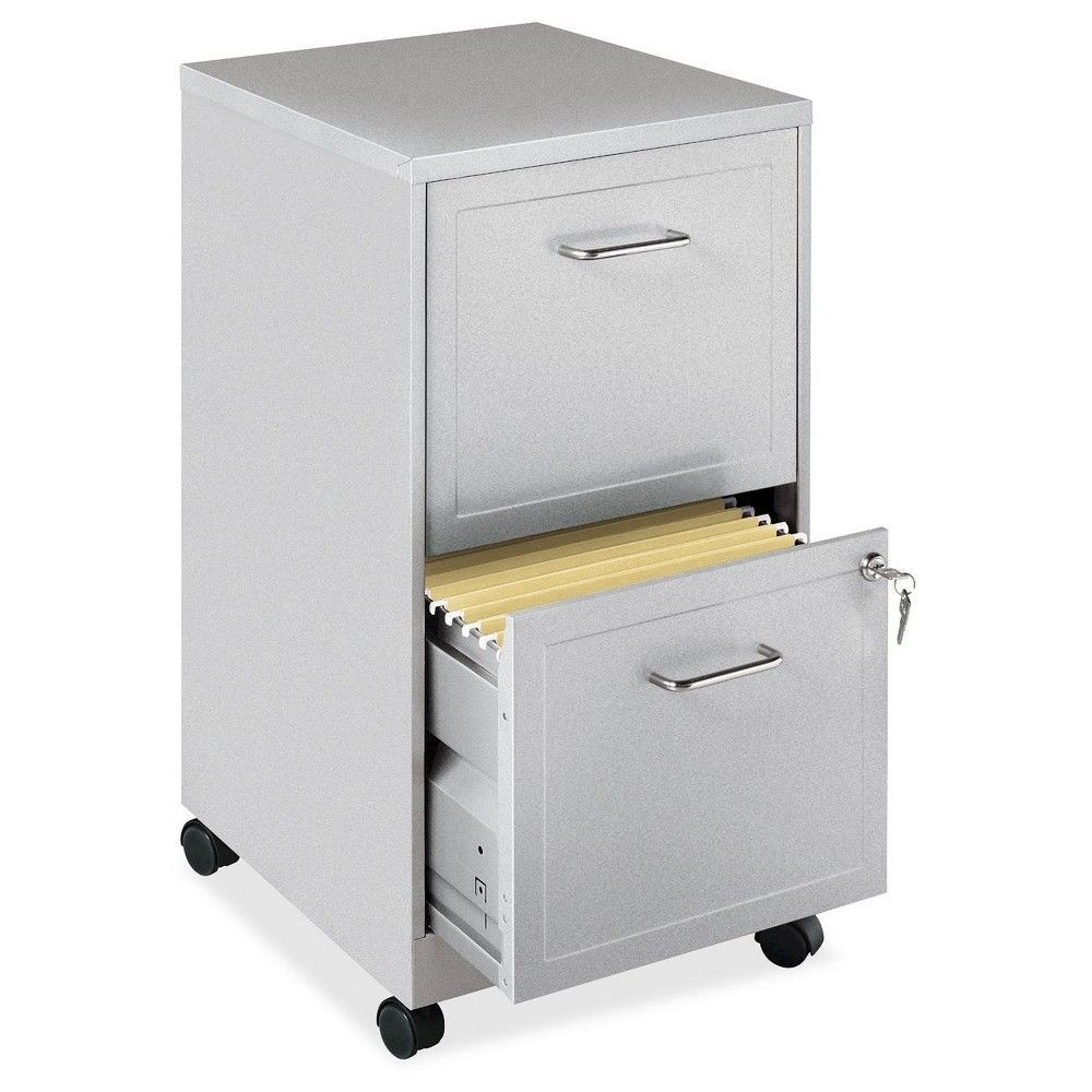 Remarkable Lorell Vertical Filing Cabinet 18 File File Steel Home Interior And Landscaping Pimpapssignezvosmurscom