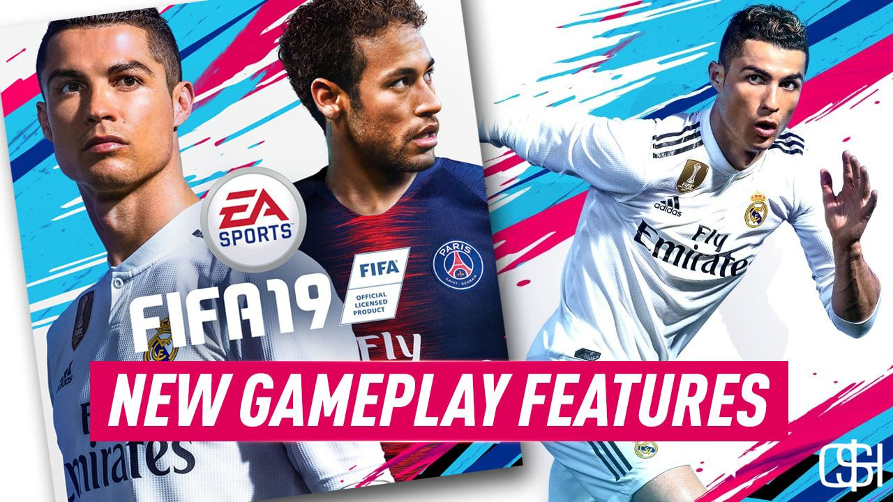 Fifa 19 New Gameplay Features I Fifa 19 Champions League And Release Date Fifa19 Fifa Champions League League
