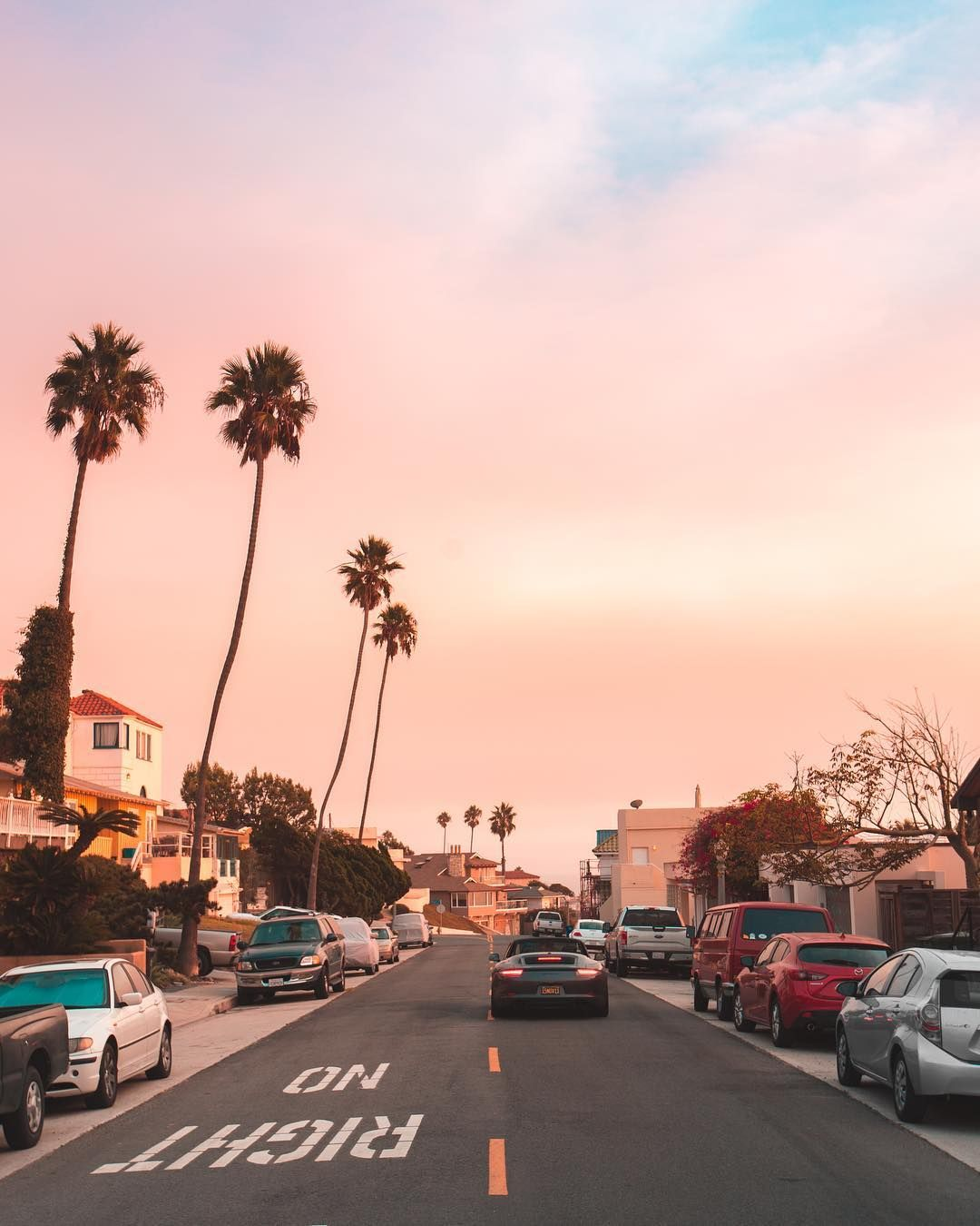 View Of The Smokey Sunset From The Anaheim Hill Fires California Visitcalifornia Travel Wan California Travel Travel Destinations Affordable Anaheim Hills