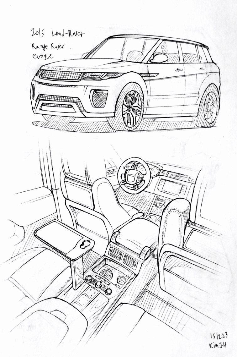 - Range Rover Coloring Pages Em 2020 Desenhos De Carros