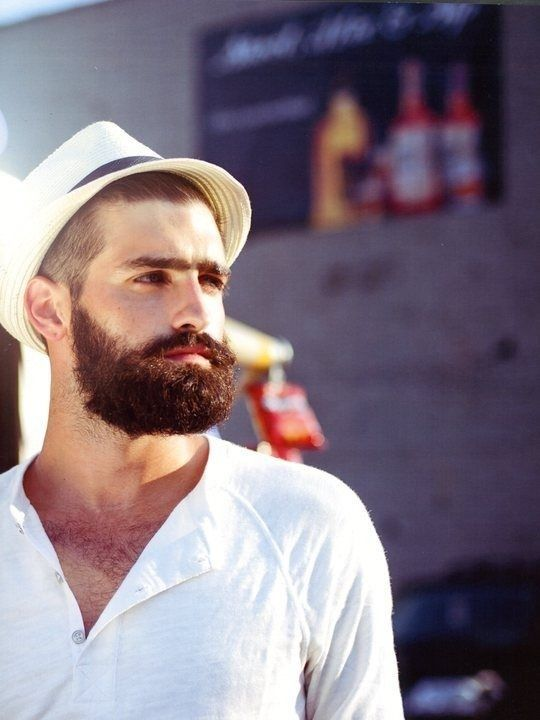 ce09e2c9ead Summertime  MensFashion  Hats  Beards  Beard  Fashion  Cool