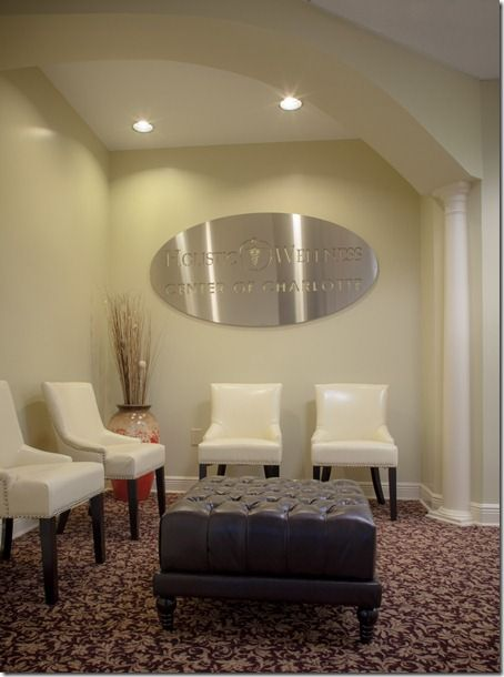 acupuncture waiting room design | Office Space Ideas | Pinterest ...