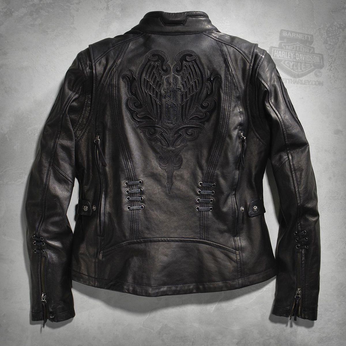 Harley Davidson Capitol Leather Jacket