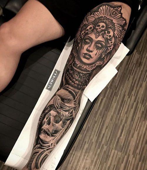 101 Badass Tattoos For Men