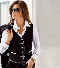 Trajes de mujeres » Trajes sastre para dama con chaleco 3  d866f8b3fd60