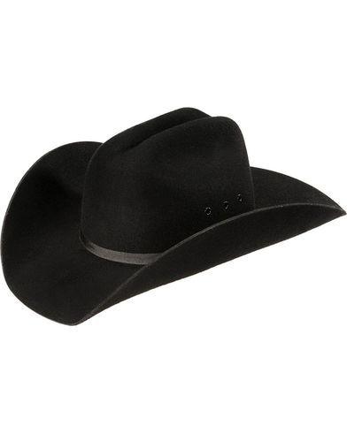 f9c7150c806ba M F Western Kids  Wool Felt Cattleman Cowboy Hat in 2019