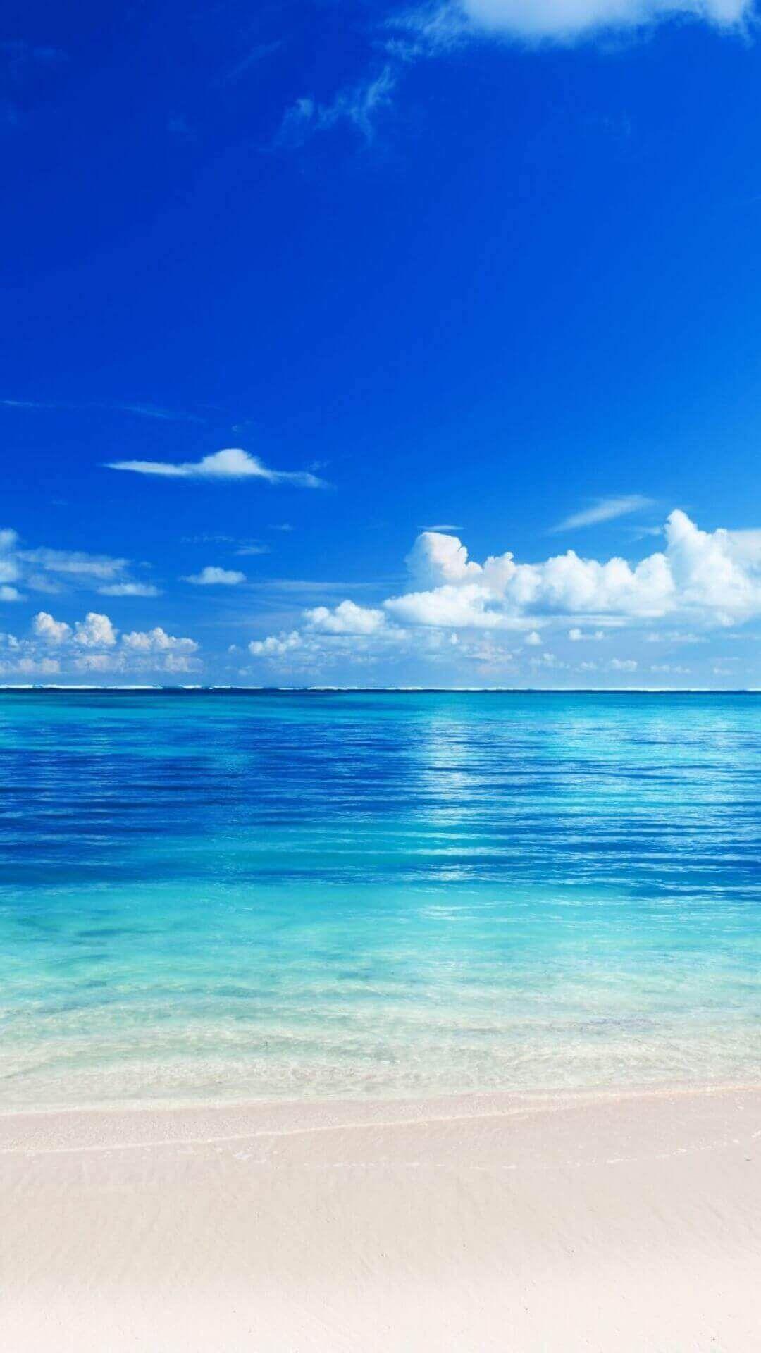 Beautiful Beach Iphone Wallpaper Beach Wallpaper Beautiful Landscapes Ocean Wallpaper