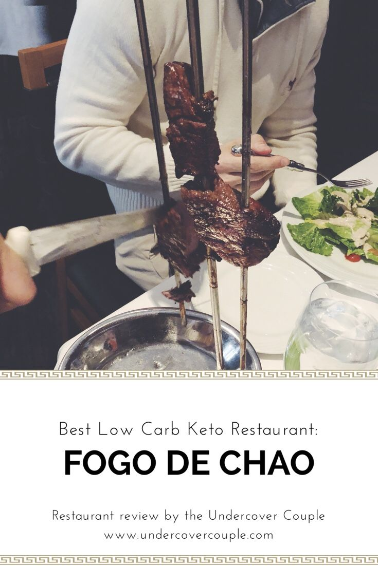 Best Low Carb Keto Restaurant Fogo De Chao Indianapolis Low Carb