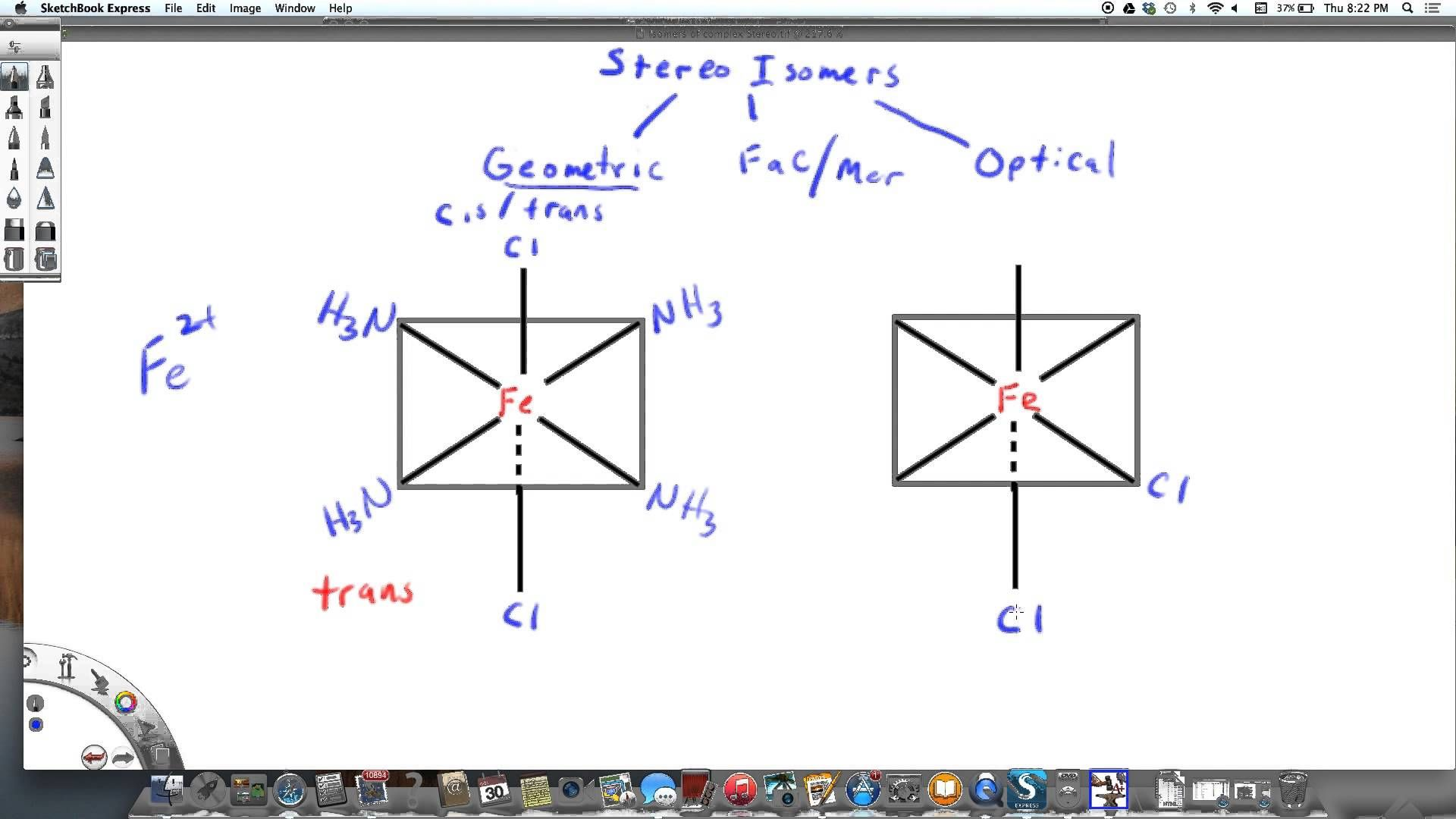 Youtube Geometric Chemistry Expressions