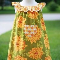 baby dress sewing