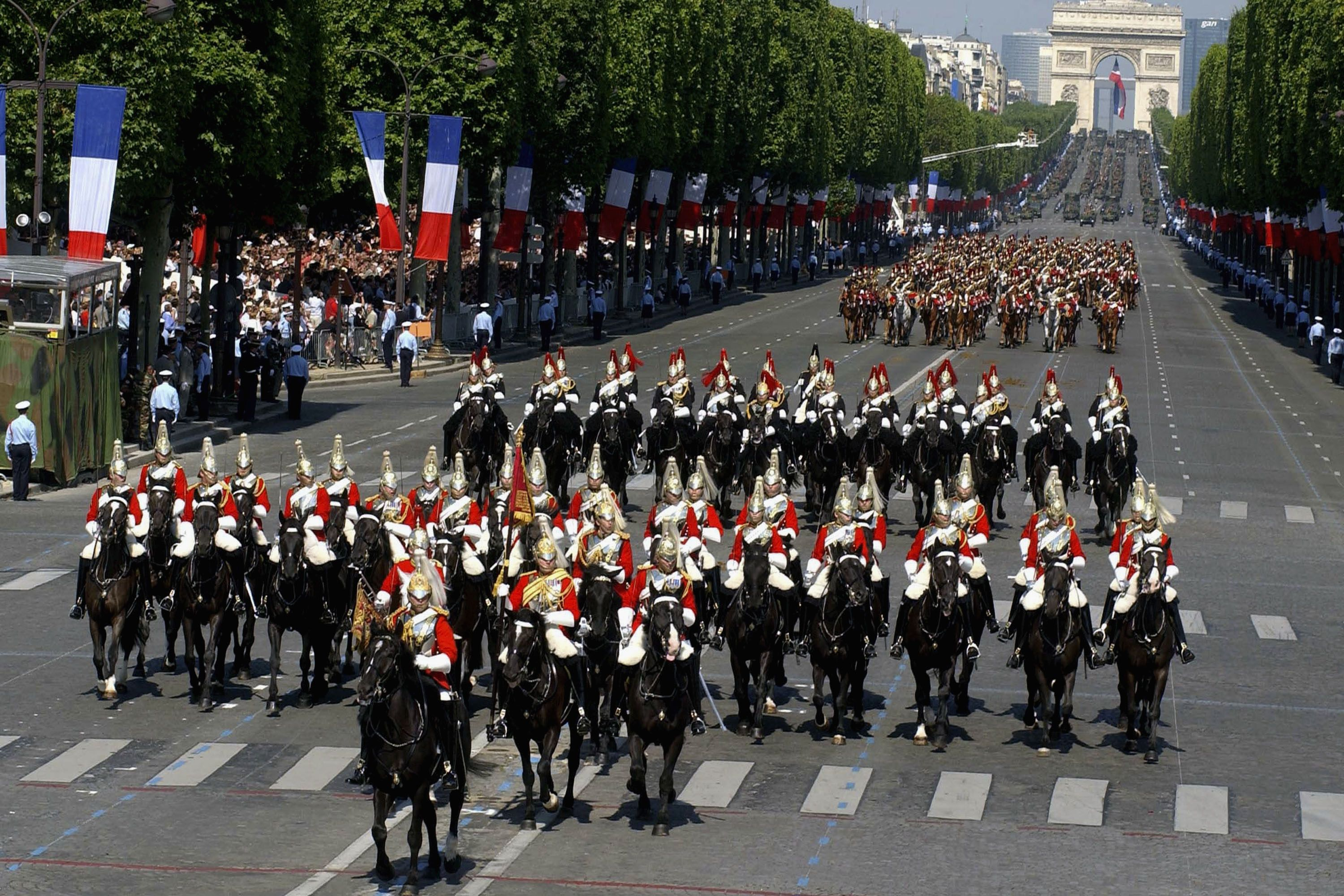 How to Celebrate Bastille Day in Paris France's National