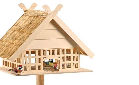 Fachwerk Vogelhaus Holz Pinterest Vogel Fachwerk Und Bauplan