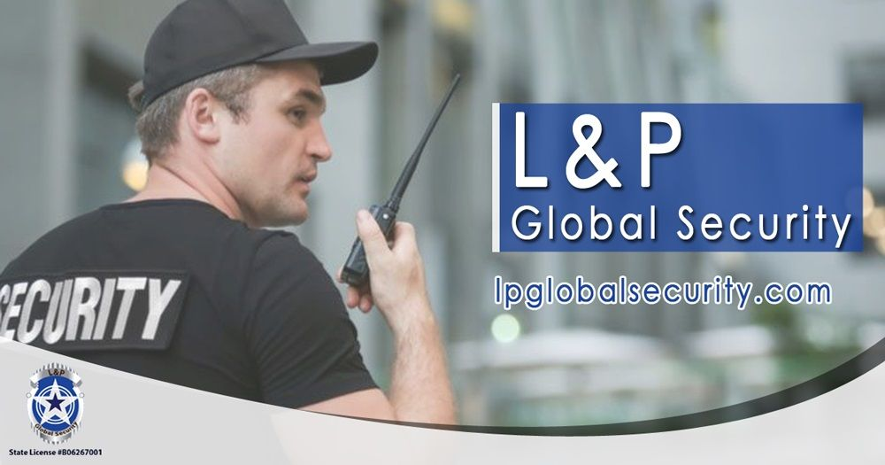 Hire the best securitylp global security security