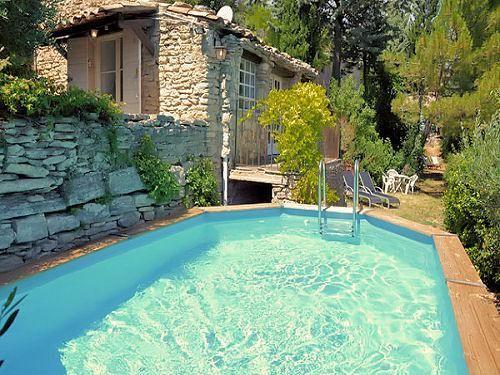 Gte De Charme Avec Piscine  Gordes En Luberon Provence  Piscines