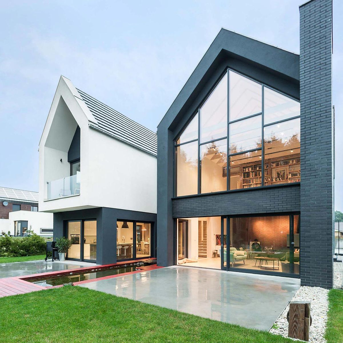 Fence House by mode:lina