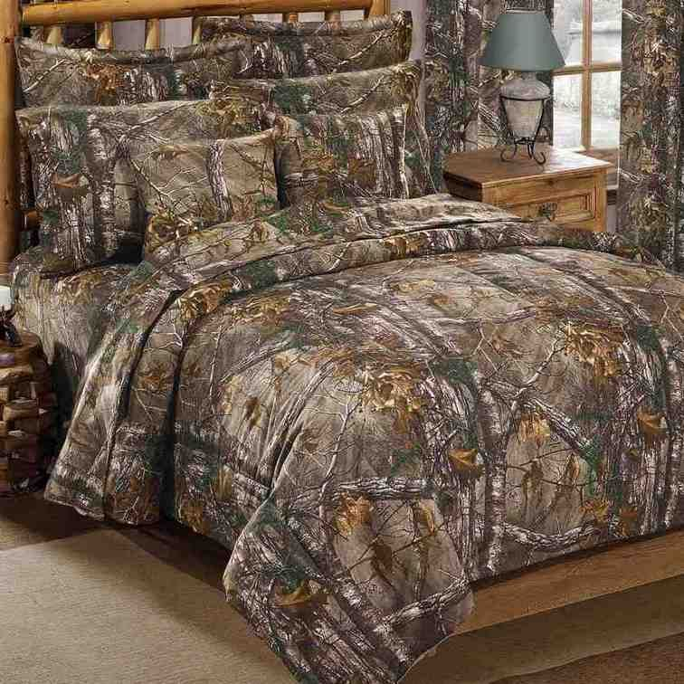 Camo Twin Comforter Set With Images Camo Comforter Sets Camo Bedding Realtree Camo Bedding