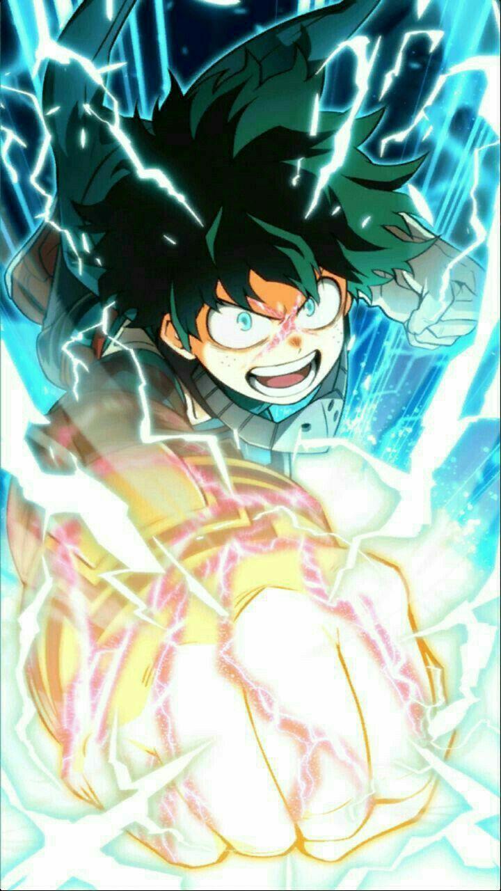 Detroit Smash Hero Wallpaper My Hero Academia Episodes Anime