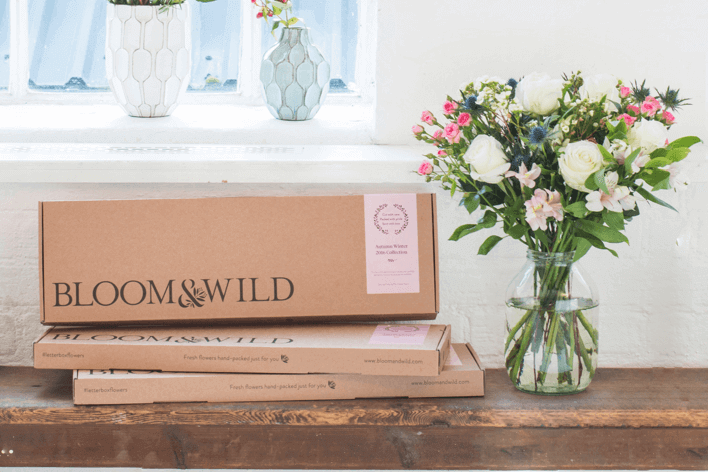 10 OFF Bloom And Wild Discount Code and Voucher December