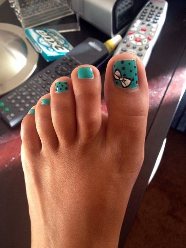 45 Cute Toe Nail designs and Ideas | Toe nail designs, Fashion and ...